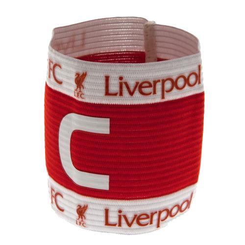 Fanshop Kapitánská páska Liverpool FC cena od 129 Kč
