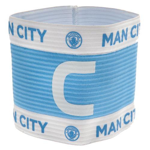Fanshop Kapitánská páska Manchester City FC cena od 149 Kč