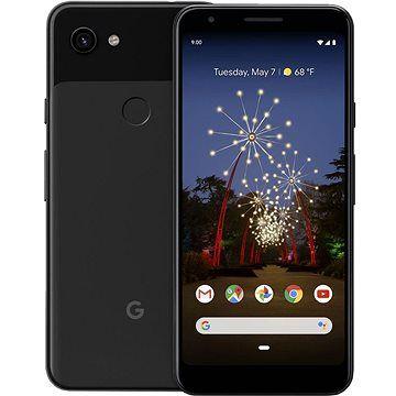 Google Pixel 3a XL černá