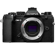 Olympus OM-D E-M5 Mark III tělo černý