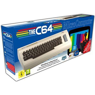 KOCH MEDIA Commodore C64 Maxi