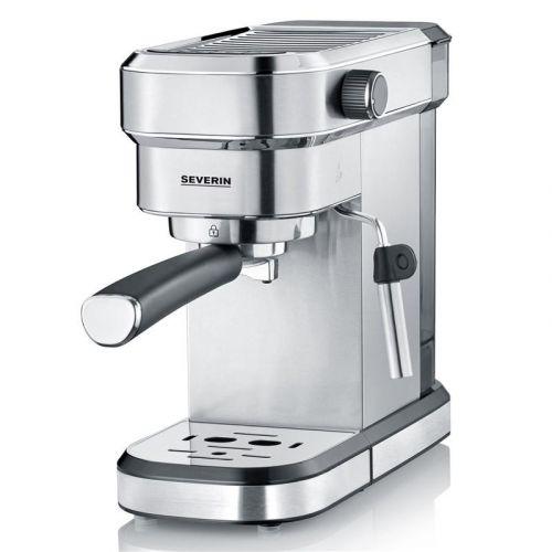 Espresso Severin KA 5994 stříbrné cena od 3499 Kč