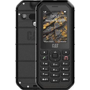 CAT B26 Dual SIM černá + Car Charger - PORT černá cena od 1294 Kč