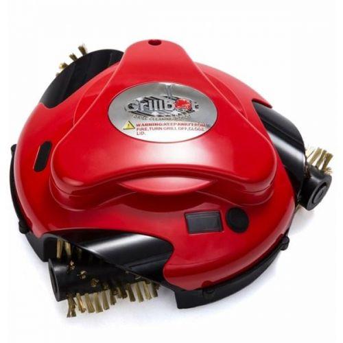 Robotický čistič grilů Grillbot GBU101 červený