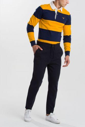 Gant Tepláky Gant O2. Sacker Rib Leisure Pants 2029001-618-Ga-405-M Modrá M