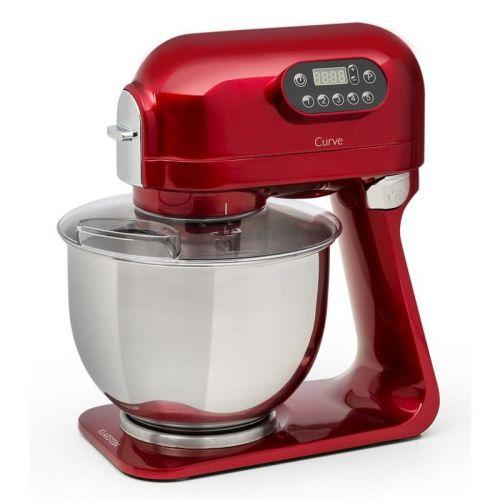 Kuchyňský robot Klarstein Curve červený