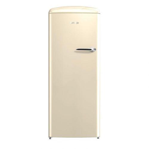 Chladnička Gorenje ORB153C-L krémová cena od 17677 Kč