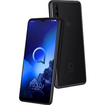 Alcatel 3X (2019) 128GB černá