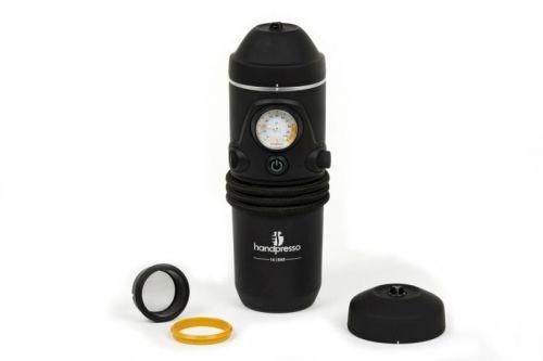 Handpresso Auto Hybrid černý (376313)