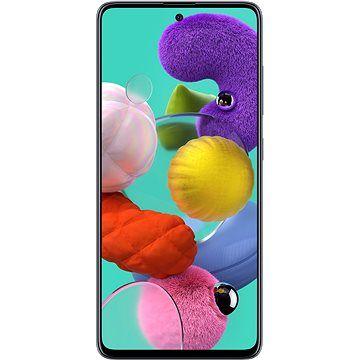 Samsung Galaxy A51 černá