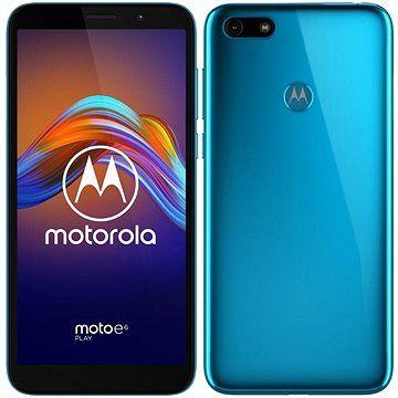 Motorola Moto E6 Play modrá