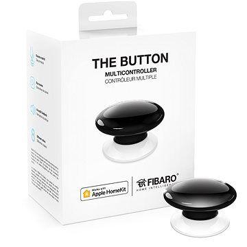 Fibaro The Button, černý