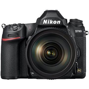 Nikon D780 + 24-120mm VR