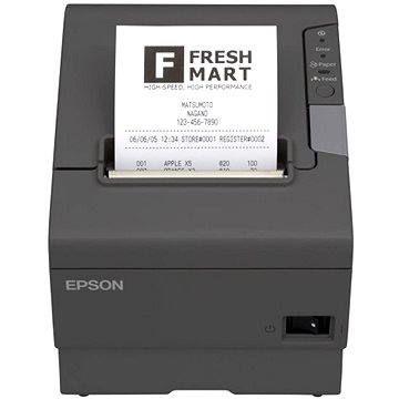 Epson TM-T88V tmavě šedá cena od 10690 Kč