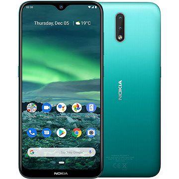 Nokia 2.3 zelená