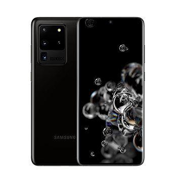 Samsung Galaxy S20 Ultra 5G černá