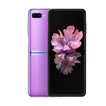 Samsung Galaxy Z Flip fialová