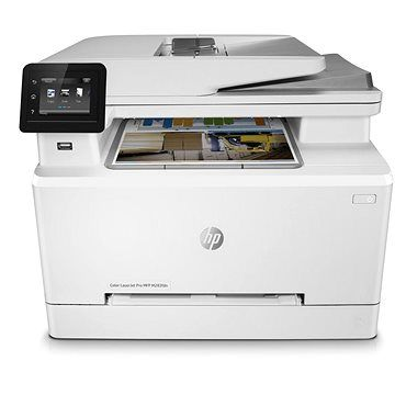 HP Color LaserJet Pro MFP M283fdn cena od 8102 Kč