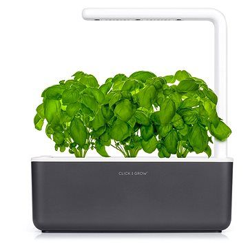 ClickAndGrow Click And Grow Smart Garden 3 šedý