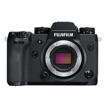 Fujifilm X-H1 tělo černý