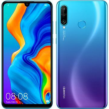 Huawei P30 Lite 64GB gradientní modrá