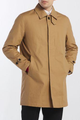 Gant Kabát Gant D1. The Weather Coat 7006022-619-Ga-213-L Hnědá L