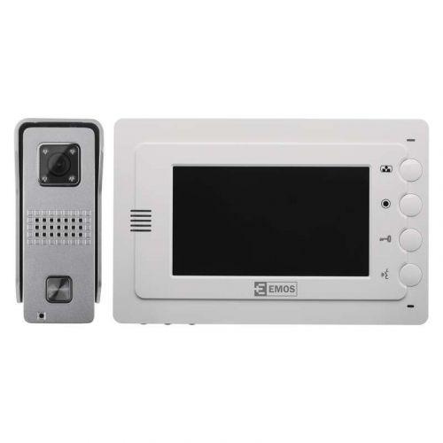 EMOS Sada videotelefonu H2016 s ukládáním snímků
