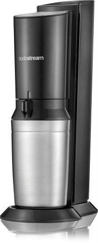 SodaStream Crystal Titan/Silver stříbrný