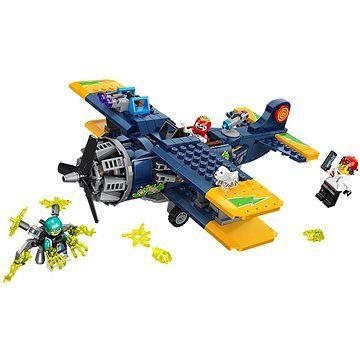 LEGO Hidden Side El Fuegovo kaskadérské letadlo 70429