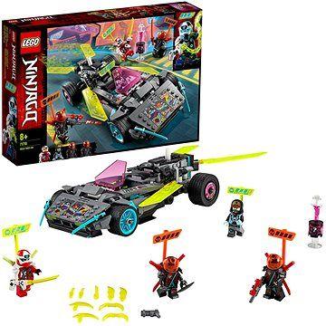 LEGO Ninjago Vytuněný nindžabourák 71710