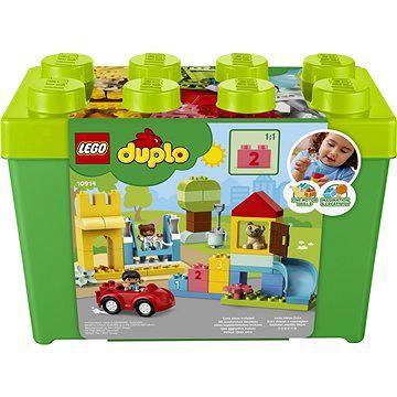 LEGO DUPLO Classic Velký box s kostkami 10914