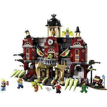 LEGO Hidden Side Strašidelná střední škola v Newbury 70425