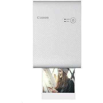 Canon SELPHY Square QX10 bílá KIT (vč. 20ks papíru) cena od 4490 Kč