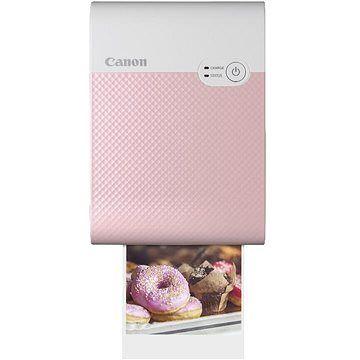 Canon SELPHY Square QX10 růžová KIT (vč. 20ks papíru) cena od 4490 Kč