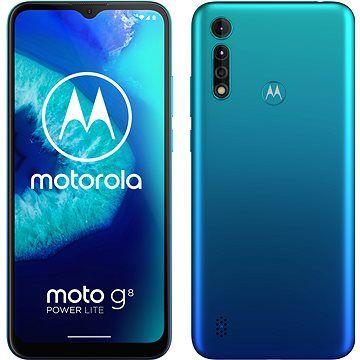 Motorola Moto G8 Power Lite 64GB Dual SIM zelená