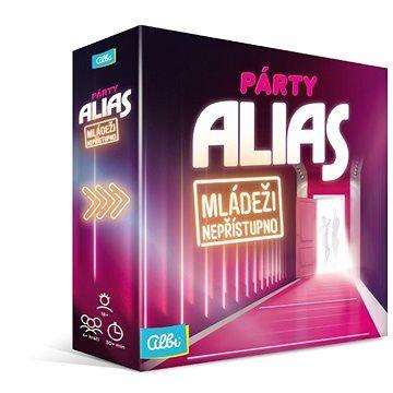 ALBI Párty Alias Mládeži nepřístupno cena od 0 Kč