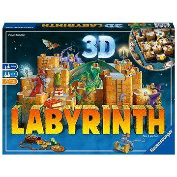 Ravensburger Ravensburgser 262793 Labyrinth 3D