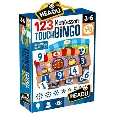 Headu Montessori - Hmatové bingo
