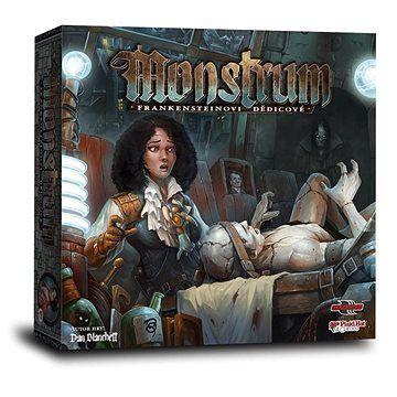 BLACKFIRE Monstrum: Frankensteinovi dědicové cena od 1279 Kč