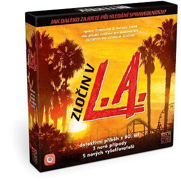Rexport Detektiv: Zločin v L.A.