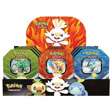Pokémon TCG: Galar Partners Tin