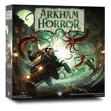 BLACKFIRE Arkham Horror 3. edice
