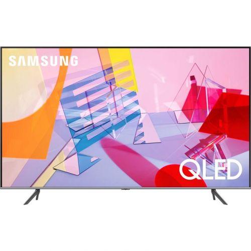 Samsung QE75Q67TA stříbrná cena od 59990 Kč