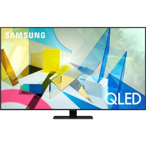 Samsung QE85Q80TA stříbrná cena od 129990 Kč