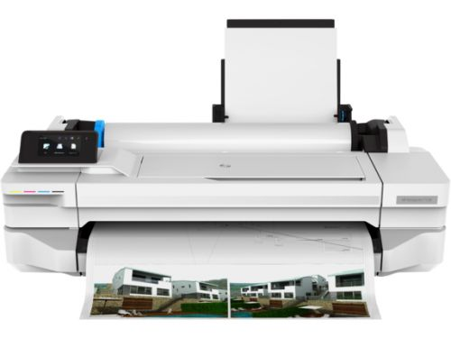 HP DesignJet T130 24-in Printer cena od 20149 Kč