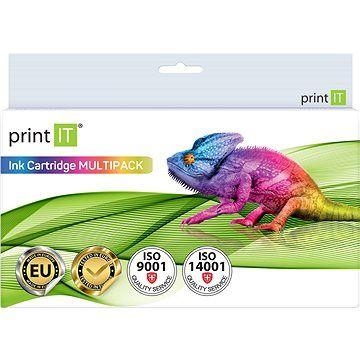 PRINT IT Multipack LC223 C/M/Y/Bk pro tiskárny Brother cena od 599 Kč