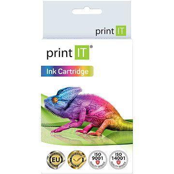 PRINT IT LC-123Bk černý pro tiskárny Brother cena od 149 Kč