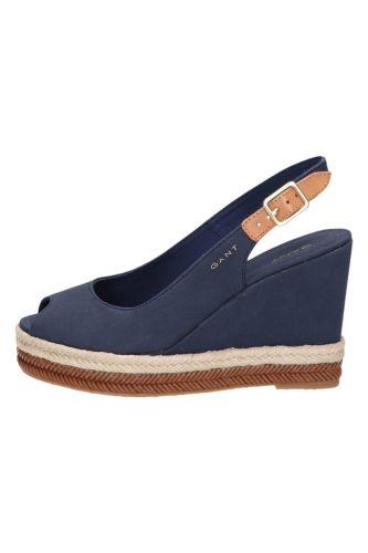 Gant Sandále Gant Ivalice 20568459-320-Gw-G69-36 Modrá 36
