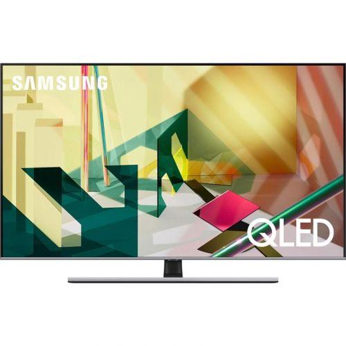 Samsung QE55Q77TA stříbrná cena od 34990 Kč