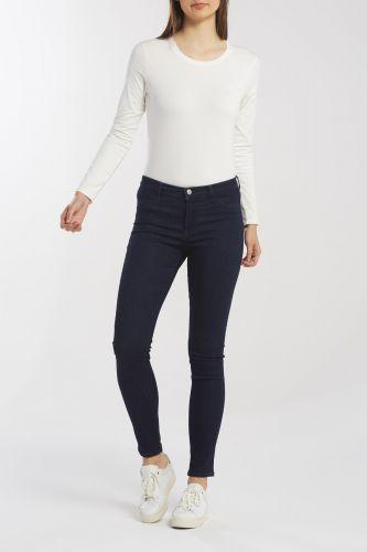 Gant Džíny Gant D1. Skinny Travel Indigo Jeans 4100085-619-Gw-960-Xs Modrá Xs